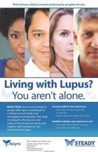 Lupus study is now open for new participants