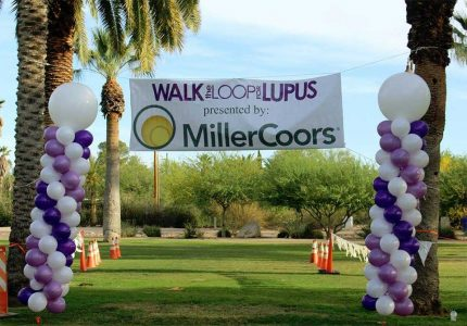 Walk the Loop for Lupus 2016