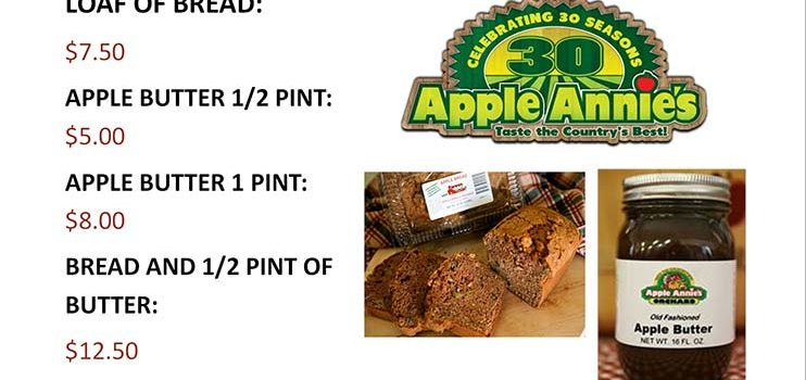 Apple Annie's Holiday Sale