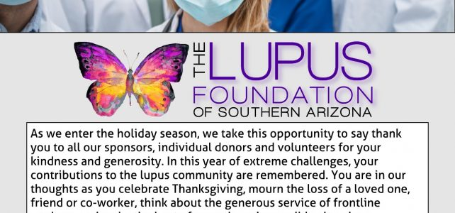 LFSA Holiday Letter