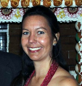 2015 LFSA Scholarship recipient  Michelle Johnson
