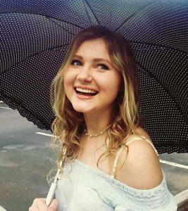 Samantha Jones   LFSA Scholarship recipient