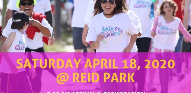 19th Annual Walk the Loop for Lupus