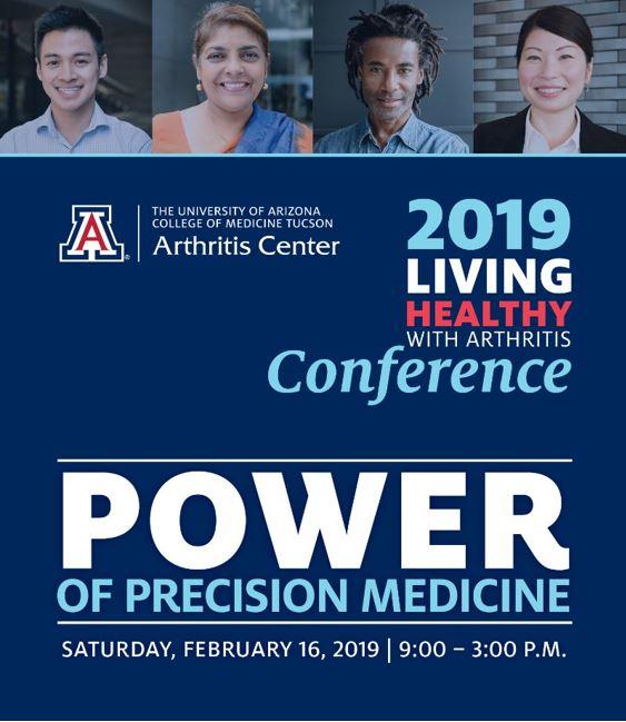 UA arthritis conference