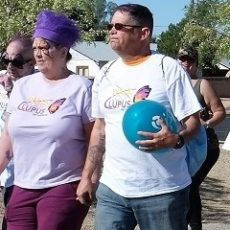 Our 19th annual Virtual Walk the Loop for Lupus was a huge success!