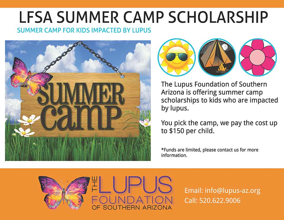 Summer Camp Scholarship Program