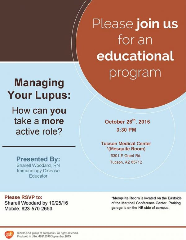 lupus educational program