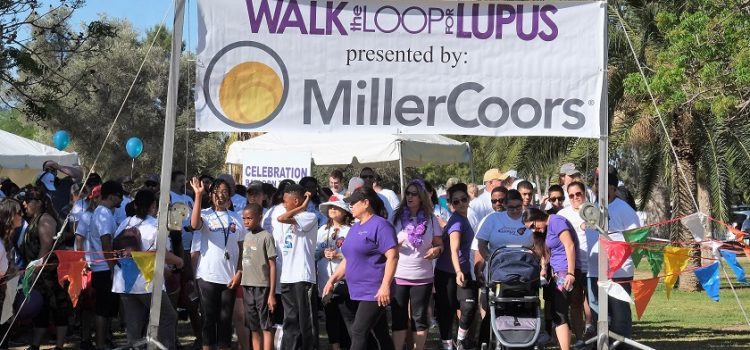 Register now for Walk the Loop for Lupus!