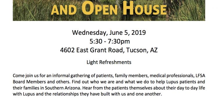 LFSA 2019 Annual Meeting and Open House